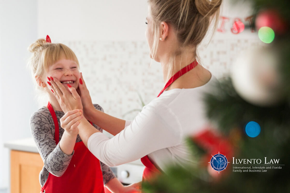 How Children of Divorced Parents Can Have a Happier Holiday