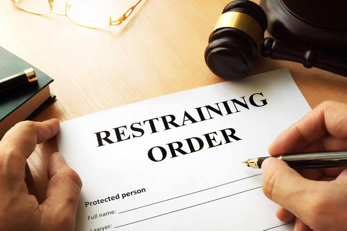 Four Steps to File a Restraining Order in Orlando